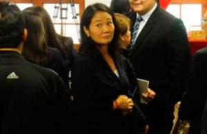 La jueza se pronunciará sobre casación el 12 de septiembre sobre caso Keiko Fujimori