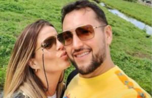 Arturo Caballero le propuso matrimonio a Alejandra Baigorria