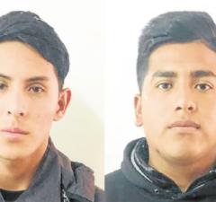 Capturan sujetos acusados por crimen del albañil