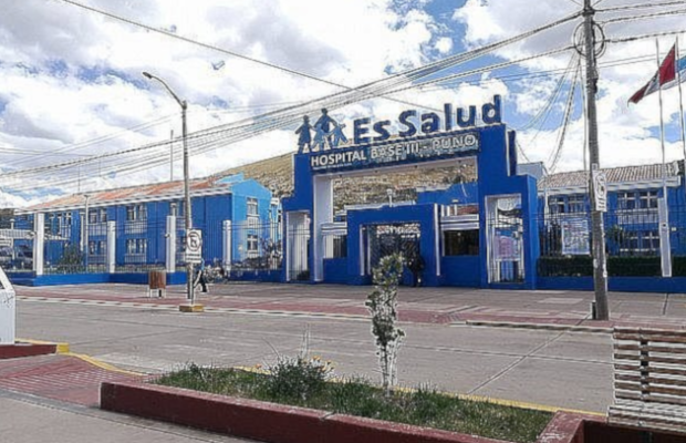 Desplazamiento irregular de cargos en EsSalud