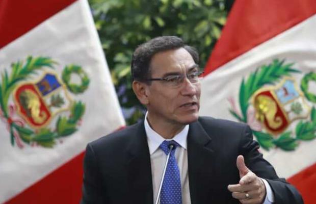 A una semana del cierre del Congreso, Martín Vizcarra explica su decisión