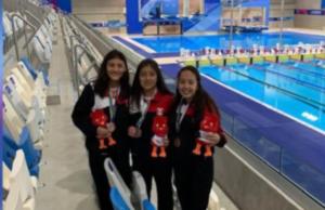 Deportistas Cusqueños lograron medallas en nacional escolar de Natación