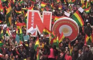 Evo Morales asegura que preparan un golpe de Estado