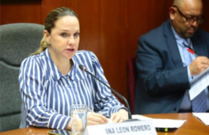 Fiscalía allanó la casa de Luciana León