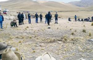 Gobernador regional pide dialogo al gobierno central para solucionar problemas en corredor minero