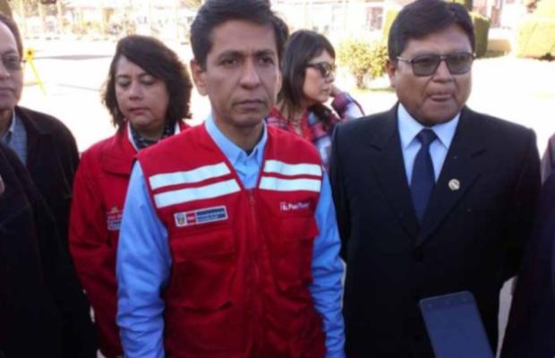 Impondrán sanciones por intoxicación masiva por productos de Cuna Mas