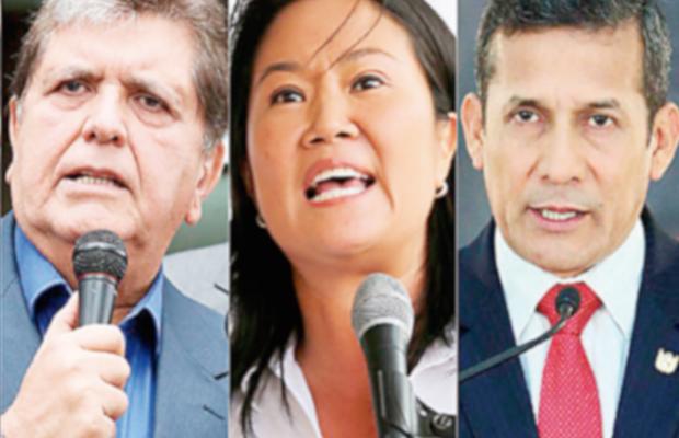 Odebrecht realizo aportes economicos a Ollanta y Keiko