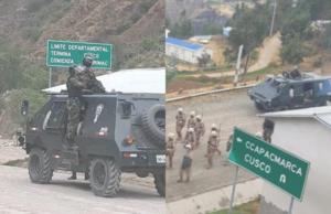 Pobladores de Chumbivilcas rechazan la declaratoria de emergencia