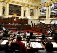 exparlamentarios perderán la inmunidad parlamentaria