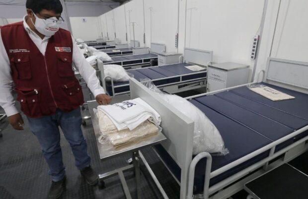 hospital modular cusco