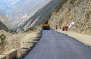 inversión para mantenimiento de vías
