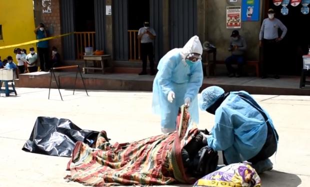 La semana inicia con 100 muertos en Puno