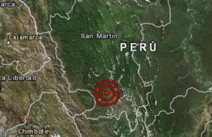 Sismo de magnitud 4.3