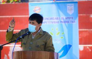 Gobernador respalda aislamiento total en Arequipa