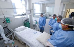 Colapso de camas UCI en Cusco