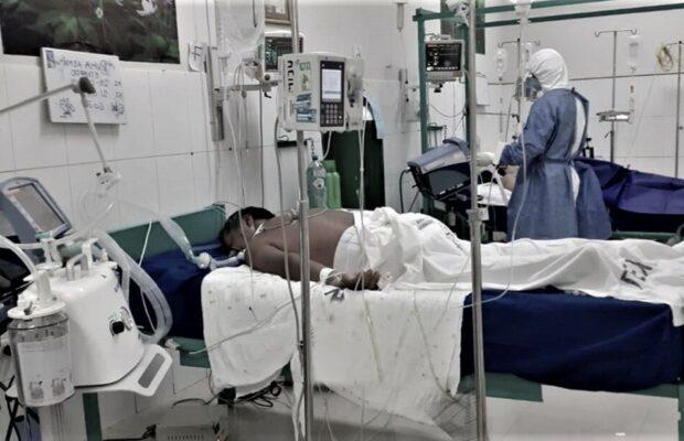 Sector hospitalario de Arequipa