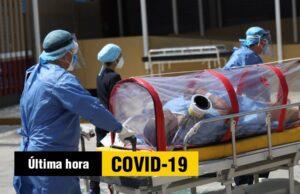 Aumenta cifra de contagios y muertes en Arequipa