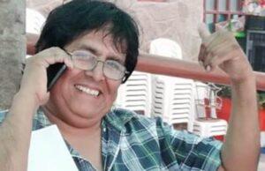 Periodista mollendino ingresado de emergencia con Covid-19