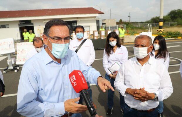 Presidente señala vicios en reforma de inmunidad