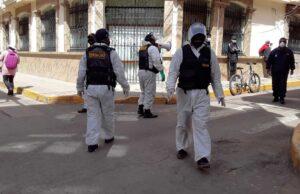 Se debe acatar una restricción total en Puno