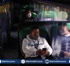 Separadores verticales en buses será nueva medida sanitaria