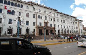 Se declara en trabajo remoto Corte Suprema del Cusco
