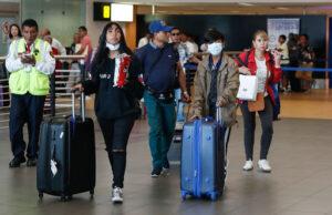 reanudación vuelos nacionales