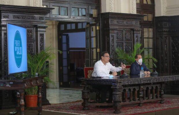 Primera reunión para abordar temas de Pacto Perú