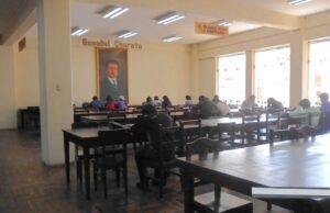 reabrir la biblioteca Gamaliel Churata