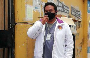Pocos pacientes hospitalizados en Red de Salud Puno