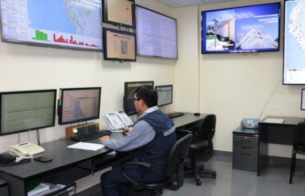 El 70 % de sismos fueron reportados en zonas de la costa