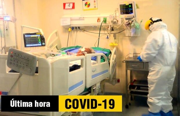Geresa reportó 4 fallecidos en un día por covid-19