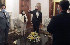 Presidente Sagasti visitará Arequipa