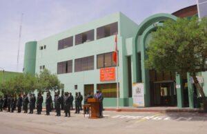 Déficit de policías en distrito de Cerro Colorado