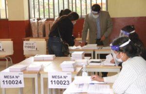 Arequipa: Cuarta región con mayor número de electores