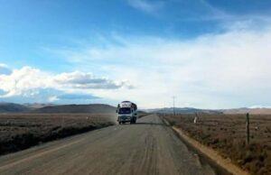 Mantenimiento de 35 kilómetros de carretera en Huancané