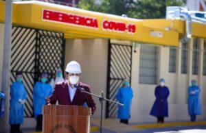 Gobierno Regional invirtió 50 % de presupuesto en salud