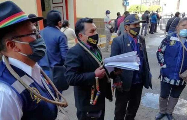 Gerencia Regional de la Rondas Campesinas de Puno