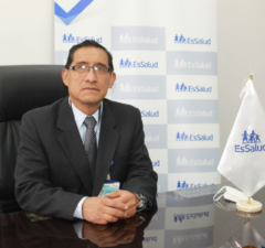 Nuevo gerente general de EsSalud Cusco