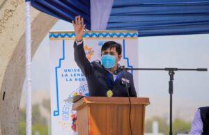 Gobernador de Arequipa es multado
