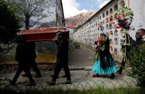 San Román: Aumentó número de fallecidos por Covid