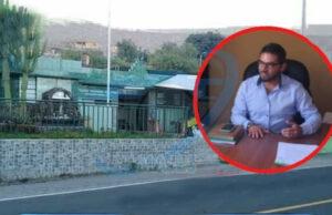 Detienen al alcalde de Santa Isabel de Siguas por manejar ebrio