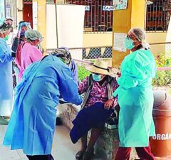 Vacunación en Arequipa culminaría en 30 meses