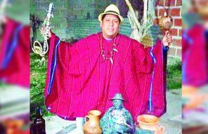 """Cárcel para """"Indio Áyar"""" por violar a mujer en ritual"""