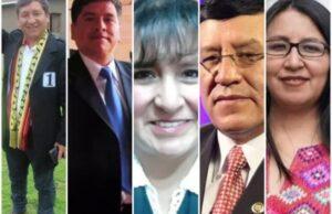 Cusco cuenta con Congresistas de la República