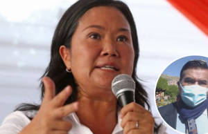 Antiguo presidente del GRP afirma que Keiko busca golpe de Estado