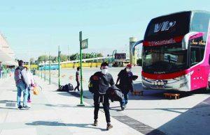 Cerco epidemiológico en Arequipa por variante Delta