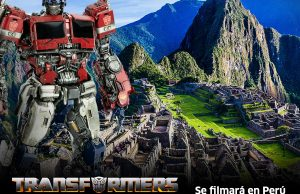 Filmarán película Transformers en Machupicchu