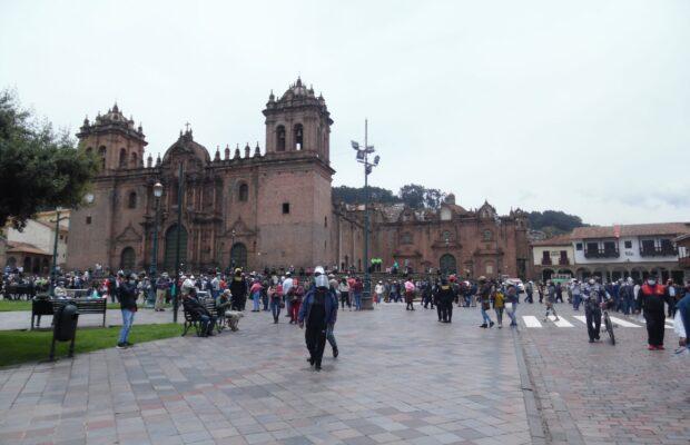 Más de 7 mil turistas han visitado Cusco