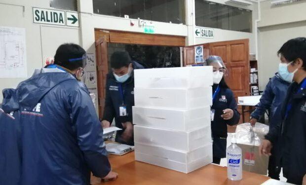ODPE logró procesar al 100% actas electorales